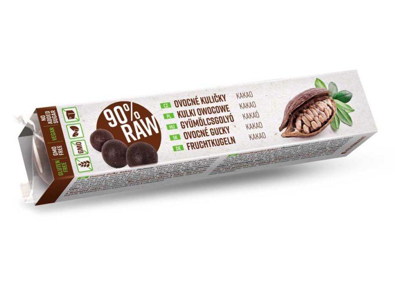 RAW Fruit Balls – Cocoa