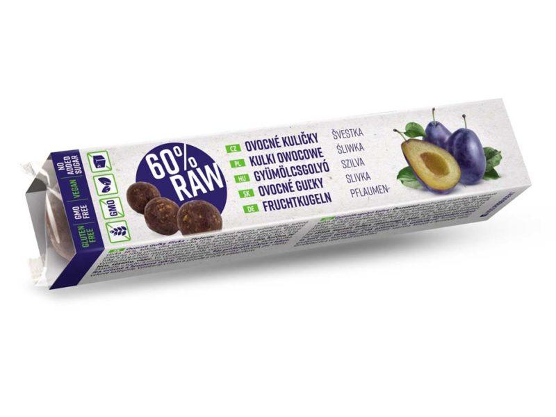 RAW Fruit Balls – Plum